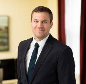 Evan Ridington Portrait
