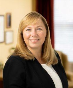 Michelle Higgins Portrait
